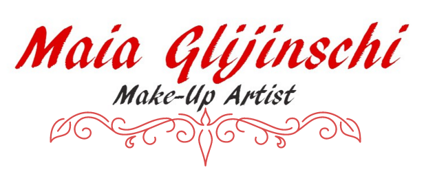 Make-Up Artist Maia Glijinschi